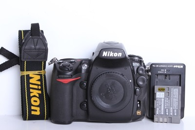 95新二手Nikon尼康 D700 单机 快门15700多次(B6112)【京】