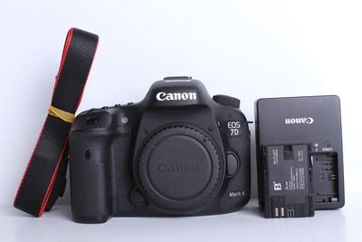 98新二手 Canon佳能 7D2 单机 高端单反(B6095)【京】