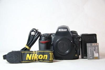 92新二手Nikon尼康 D700 单机 快门32600多次(T06457)【津】
