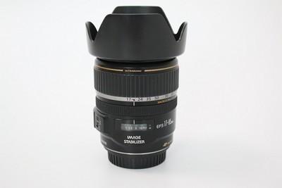 94新二手Canon佳能 17-85/4-5.6 ISUSM 防抖镜头(W07469)【武】