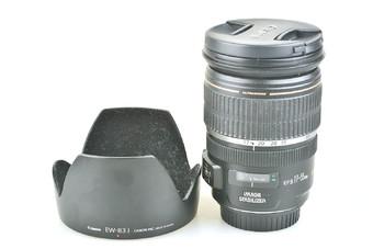 95新 千亿国际娱乐官网首页 EF-S 17-55mm f/2.8 IS U