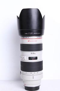 95新二手Canon佳能 70-200/2.8 L 小白变焦镜头(B6149)【京】