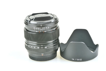 95新 富士 XF14mm f/2.8 R