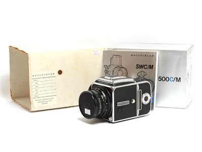 哈苏/Hasselblad 503C/M相机连C 80mm   F/2.8 T*镜头和A12背