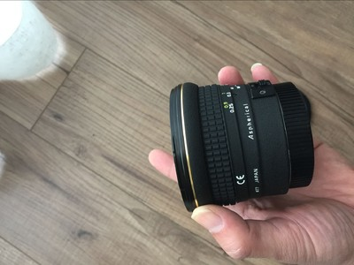 图丽 17mm f/3.5 ASPHERICAL AT-X 17AF PRO