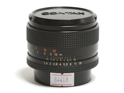 康泰时/Contax Planar 50mm F/1.4   AEJ 镜头