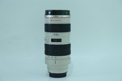 97新二手Canon佳能 70-200/2.8 L 小白变焦镜头(Y1010)【亚】