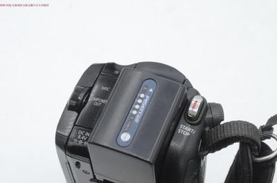 新到 95成新 Canon/佳能 HF20 高清摄像机 编号8788