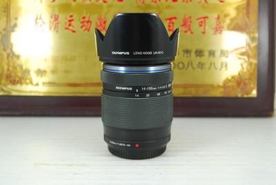 99新 奥林巴斯 14-150 F4-5.6 II ED 二代 微单镜头 挂机 可置换