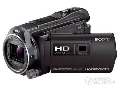 索尼 HDR-PJ660E