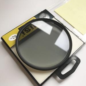 正品日本耐司nisi 82mm口径DUS超薄多层镀膜二手偏正镜/cpl