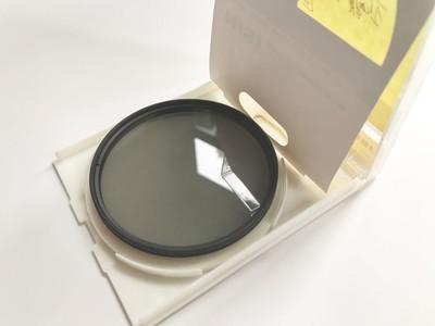 正品日本耐司nisi 77mm口径DW1超薄多层镀膜二手偏正镜cpl