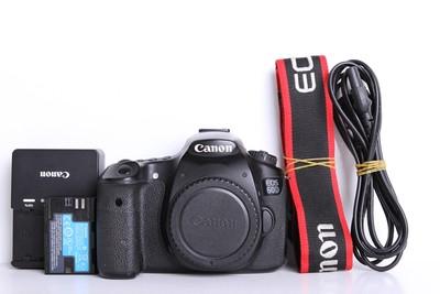 93新二手Canon佳能 60D 单机 中端单反相机(B6163)【京】