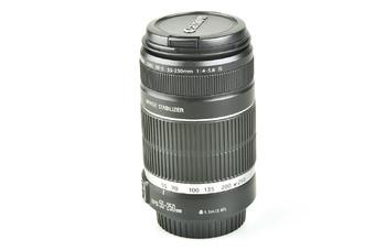 98新 佳能 EF-S 55-250mm f/4-