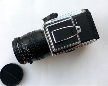 哈苏503CXi+CFi120微距镜头+A12背套机
