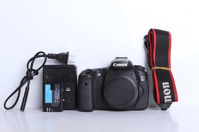 95新二手Canon佳能 60D 单机 中端单反相机(B6185)【京】