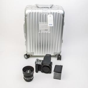 飞思IQ280数码后背+XF机身+80/2.8二十周年纪念版套装带箱99.99新