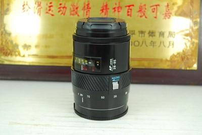 索尼口 美能达 28-85 F3.5-4.5 单反镜头 全画幅广角挂机 微距