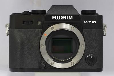 【微单数码相机】富士 X-T10 黑色(NO:1101)