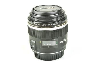 98新 佳能 EF-S 60mm f/2.8 US