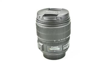 98新 佳能 EF-S 15-85mm f/3.5