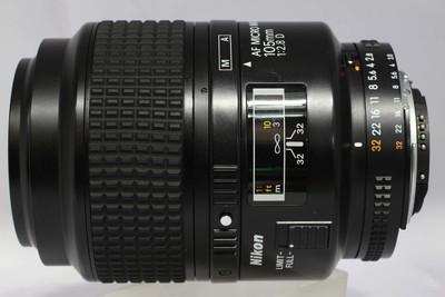 【微距镜头】尼康 AF Micro Nikkor 105/2.8D(NO:1652)