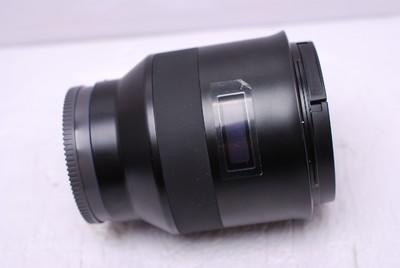蔡司 85 mm F1.8 85/1.8 Batis 索尼E口 蔡司85/1.8 索尼85/1.8