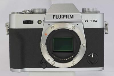 【微单数码相机】富士 X-T10 银色(NO:4040)