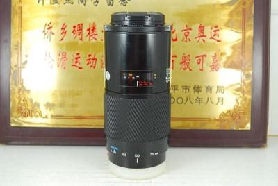 索尼口 美能达 70-210 F4 单反镜头 恒圈中长焦 户外人像打鸟