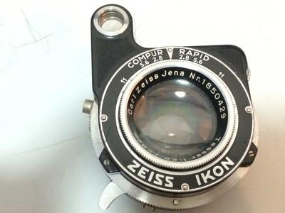 蔡司 ZEISS IKON SUPER SIX 530/16 TESSAR 80mm 2.8 6X6旁轴