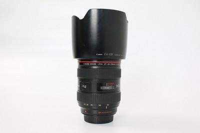 95新二手Canon千亿国际娱乐官网首页 24-70/2.8 L USM一代红圈镜头(W07472)】武