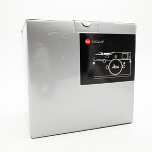 Leica 徕卡 M-P 240 银色 新同品 附件全 带包装