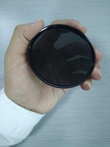 吉艾滤镜ND8减光镜海面雾化长时间曝光77mm目镜可看
