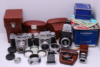 伟德betvictor_福伦达 至尊 Prominent Prominent II 收藏级 四个镜头 两个机身