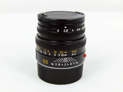 徕卡Leica Summicron-M 50/2 黑色