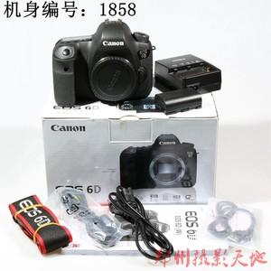 佳能 6D  佳能EOS 6D 全画幅单反相机 编号:185