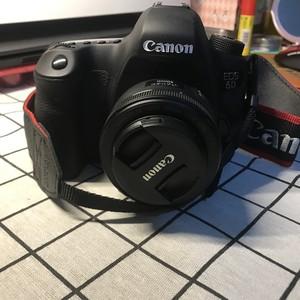 佳能全画幅相机6D