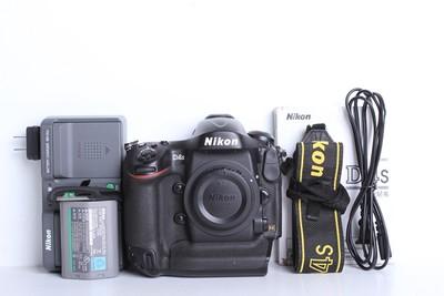 96新二手Nikon尼康 D4s 单机 快门10230多次 (B6191)【京】