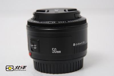 98新佳能 EF 50mm f/1.8 II(BG12140007)