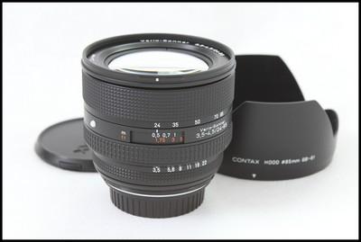康泰时CONTAX N24-85/3.5-4.5(佳能EF口 自动对焦自动光圈)