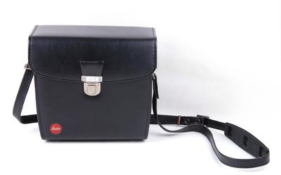 【美品】Leica/徕卡 黑色单肩相机包 德产#jp19219