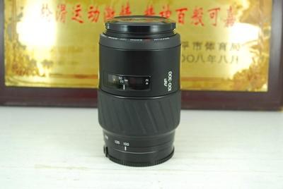 97新 索尼口 美能达 100-300 F4.5-5.6 单反镜头 长焦人像打鸟