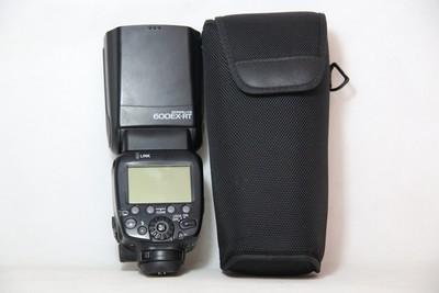94新二手Canon佳能 600EX-RT 一代机顶闪光灯(T06450)【津】
