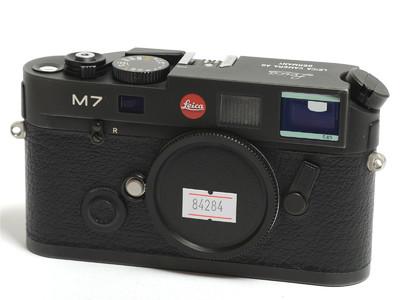 徕卡/Leica M7 旁轴相机 黑色 0.85取景器