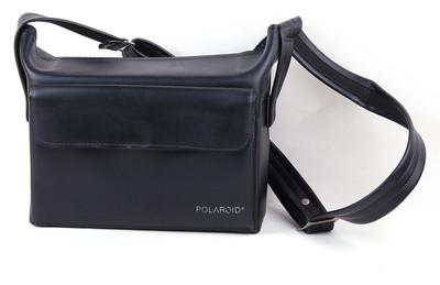 宝丽莱 黑色皮质相机包 for SX-70等机型适用#jp19218