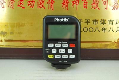 佳能口 富达时 Phottix ODIN 高速引闪器 闪光灯发射器 可置换