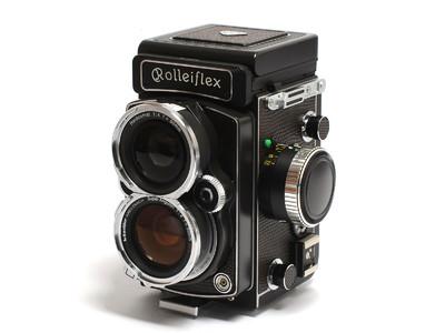 禄来/Rolleiflex 4.0FW 双反相机 带50mm F/4 HFT镜头 *美品*