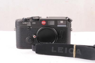 90新/ 徕卡 Leica M6 0.72 黑色小盘 ( 旁轴机身  )