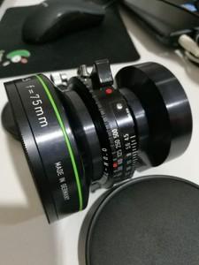 罗敦斯德Grandagon-N75/4.5 绿圈'镜头