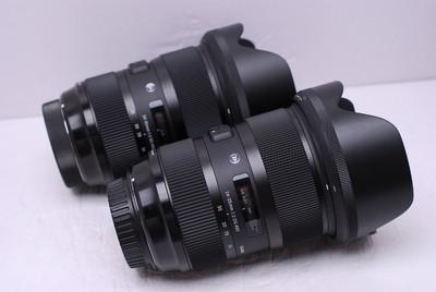 适马 AF 24-35 mm F2 24-35/2 ART 佳能口 适马24-35/2 适马24-35